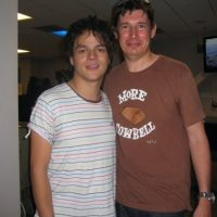 with Jamie Cullum at Hollywood Bowl with the LA Phil.