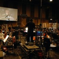 at the Sony Scoring Stage