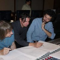 "With Bret McKenzie at Muppets session, ""if you go up here, I think you could win an Oscar"""