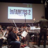 Infamous 2 at Skywalker Ranch