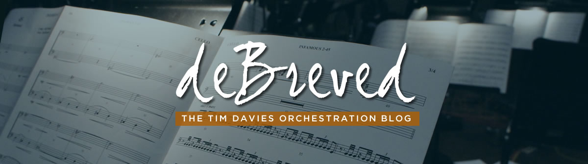 Jazz Notation - The Default - deBreved - Tim Davies Website